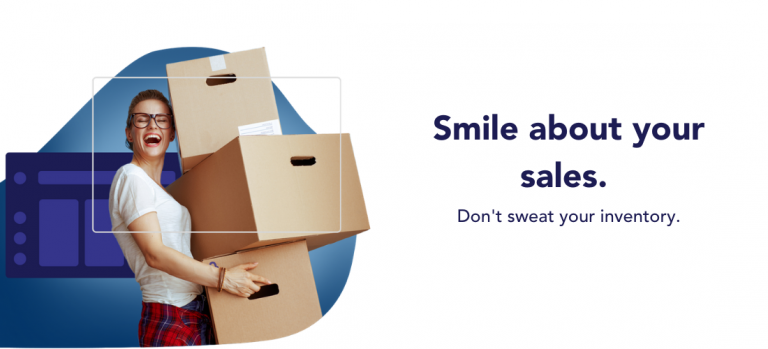 smile about your sales